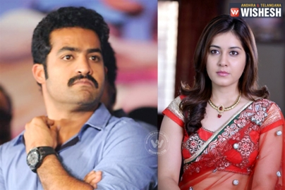 Rashi Khanna Roped in for NTR's Upcoming Flick