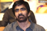 Ravi Teja Taking no Remuneration for his Next