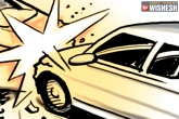 2 Dead & 6 Injured in a Road Accident in Medipally