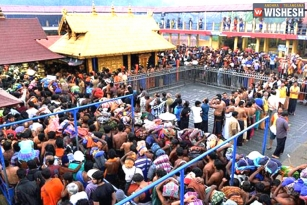 Massive Campaign To Keep Sabarimala Free From Child-Labor
