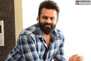 Sai Dharam Tej Signs a New Project
