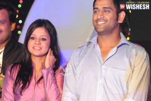 Sakshi Dhoni's Lovely Gesture for her Husband