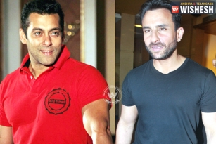 Salman Khan to Replace Saif Ali Khan