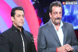 Salman Khan - Sanjay Dutt in cold war!