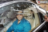 Salman Khan records his statement over 'hit and run case'