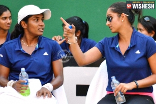 Hyderabad Girl to Partner with Sania Mirza at Rio Olympics