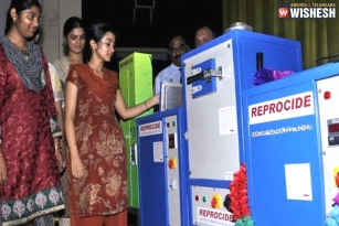 Sanitary Pad Vending Machines, Incinerators At Women's Hostels On Campuses?