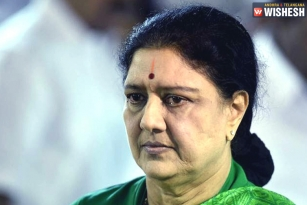 Sasikala Gets Five Days Parole To Visit Ailing Husband