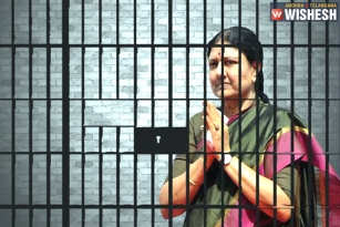 Sasikala Wants Luxury in Prison