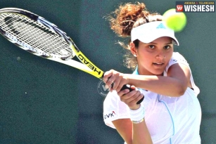 Service Tax Department Issued Notice to Sania Mirza