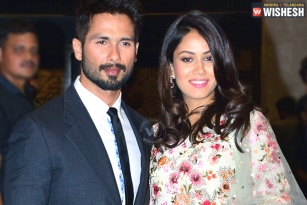 Finally Revealed Shahid- Mira's Daughter Name