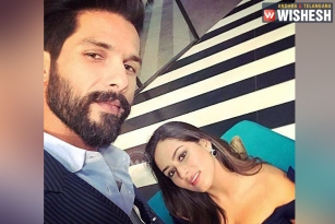 "Shahid to Share ""Koffee"" with his Wife Mira Rajput"