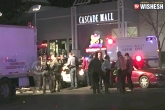 Shooting at Washington Mall, 4 Dead & Many Injured