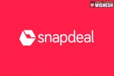 Snapdeal to deliver Rs 2000 to your Home