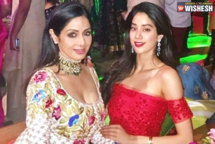 Sridevi To Share Screen With Jhanvi Kapoor