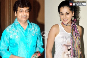 Star comedian crush on Tapsee