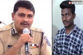 Andhra Student Arrested for Derogatory Comments on KCR