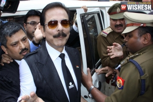 Subrata Roy Completes 1 Year In Jail