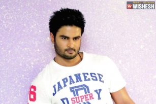 Sudheer Babu Announces His Next New Projects