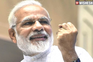"PM Modi Writes To Celebrities Across Fields To Promote ""Clean India"""