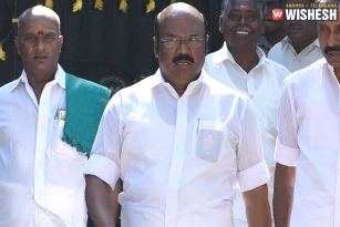 TN Finance Minister Offers To Resign; Gives Portfolis To OPS Camp