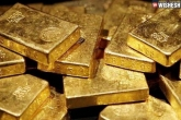 1381 kg TTD Gold Seized: AP Orders Probe