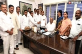 TRS, TRS, congress receives a major blow in telangana, Telangana congress