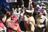 Security Beefed up at Telangana Intermediate Board
