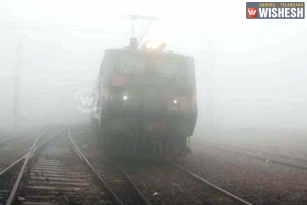3 Trains Canceled & 81 Trains Delayed Due to Dense Fog in Delhi