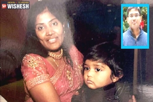Andhra Family Blames Husband For Twin Murders In US