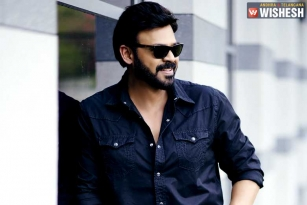 Venky To Sport A Stylish Look