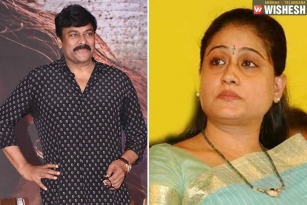 Vijayshanthi to Lock Horns With Megastar?