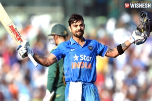 Virat Kohli Takes Over as Indian Cricket Teams Captain