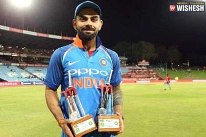 Virat Continues To Break Records At Will
