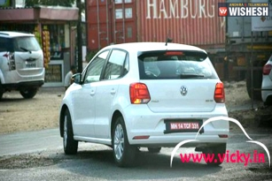 Volkswagen Polo 180 TSI spotted testing