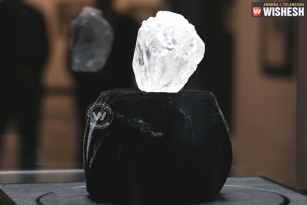 World's Largest Diamond put for Auction in London