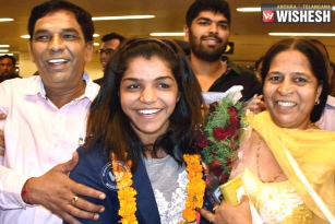 Wrestler Sakshi Malik to Get Married This Year