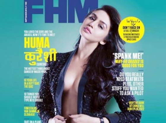 Huma Qureshi next on FHM