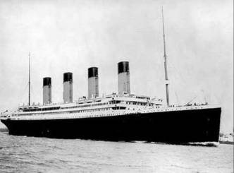 Titanic menu auctioned for 46k pounds