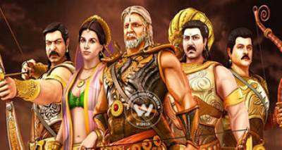 Mahabharat 3D Movie Review