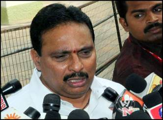 Possibility to Issue Whip For Telangana Bill- Danam