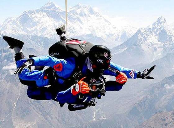 Best sky diving destinations