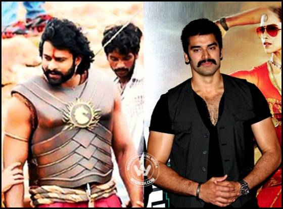 Prabhas body is not as large as his enemy