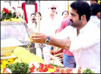 Industry lost its second eye: Jr NTR