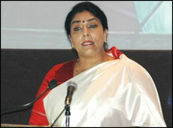 Cong MPs take on Renuka Chowdhary