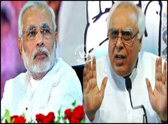 Snooping PM Candidate Not Acceptable- Kapil Sibal