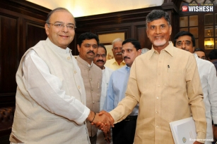 Jaitley Soothes Sulked Andhra Pradesh