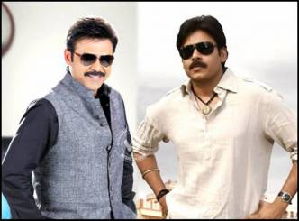 Venky, Pawan film gets a title