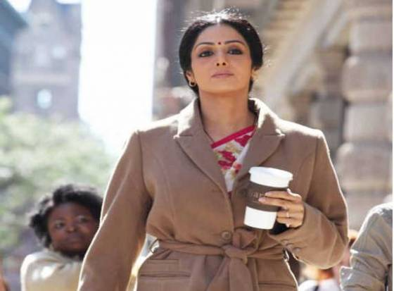 Queen bee Sridevi back on silver screen 