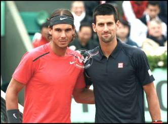 Nadal, Djokovic in French Open finals